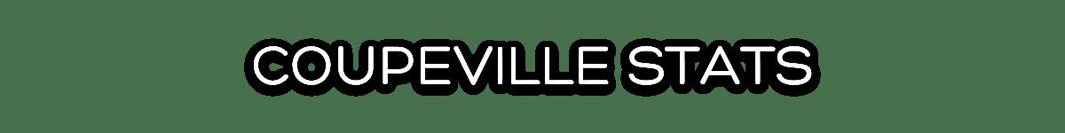 Coupeville Stats