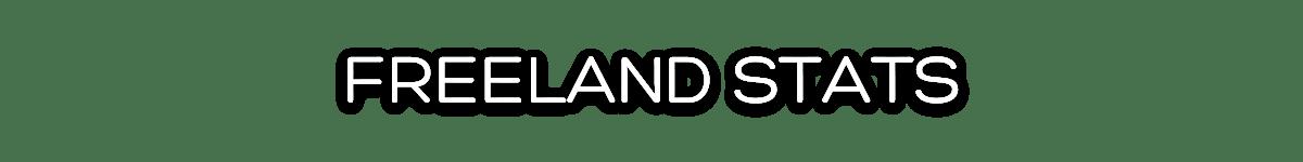 Freeland Stats